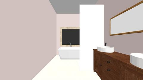 Bathroom 1 - by pixie_16