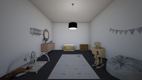 kids playroom - Modern - Kids room - by 27aleger