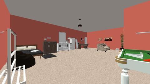 my sisters room design - Global - Kids room - by Ruhbab_008
