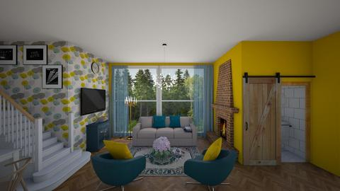 2 - Living room - by maulix
