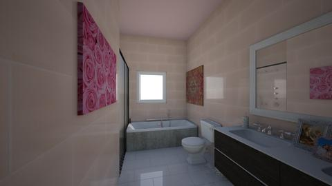 Master bathroom - Classic - Bathroom - by mikamouse