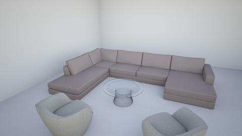 Reid Sectional - by Kennethnyc