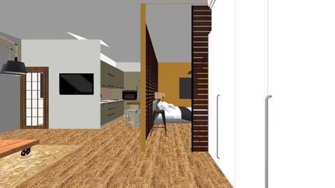 UC - Bedroom - by IDANPOLI