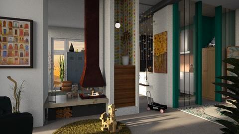 way - Modern - Living room - by jjannnii