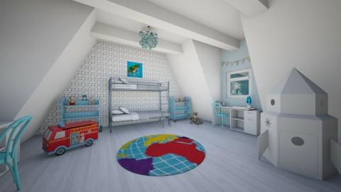 GJ - Kids room - by Gosia1610