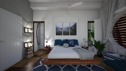 Nautical - Bedroom - by zarky