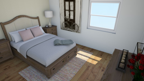 Master_baby - Bedroom - by Merina