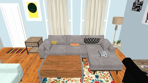 Living Room 1 - Living room - by suzannsteele