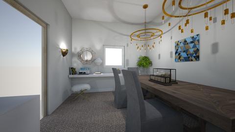 Dining room - by Jorchu