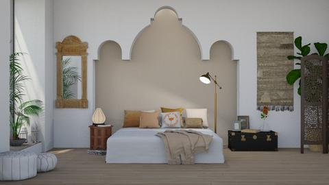 Jaisalmer - Eclectic - Bedroom - by sabaclayes