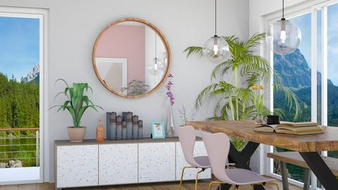 IP Terrazzo - Dining room - by hannah25