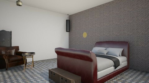 metal loo - Bedroom - by MUISJE123