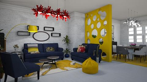 05042018 - Living room - by matina1976