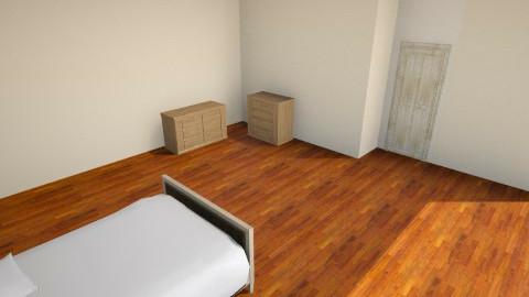 Master Bedroom - Bedroom - by brownie99