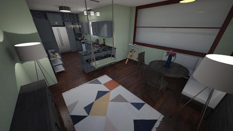 Dream Kitchen - Kitchen - by Kchwojko