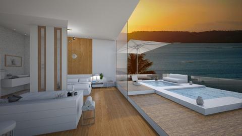 Hotel Ibiza - Bedroom - by Tuubz
