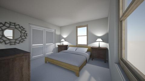 Master bedroom - Bedroom - by Karenholtz22