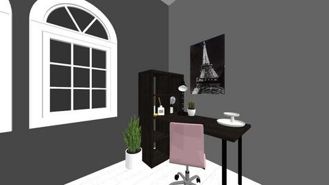 Cute_Desk_For_bedroom  - Modern - Bedroom - by KKArntz