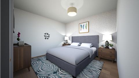 dormitor 1 - Modern - Living room - by Vasile Bianca Rozalia