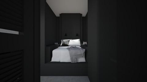 Casa331Bedroom - Modern - Bedroom - by nickynunes