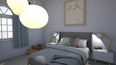 Audreys Bedroom  - Bedroom - by 21harpm