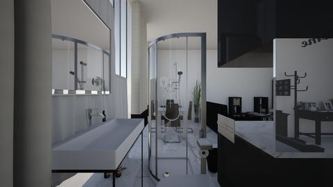 modern loft apartment - Modern - Office - by jade1111
