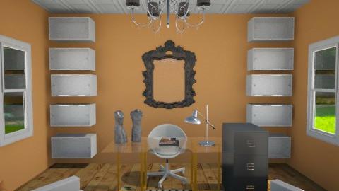 Zebra Office - Office - by eweaver3