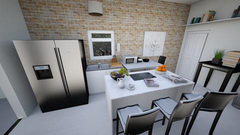 Kitchen  - Kitchen - by hf1000