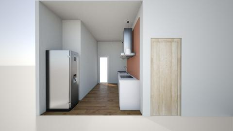 Kitchen 3 - Kitchen - by happer