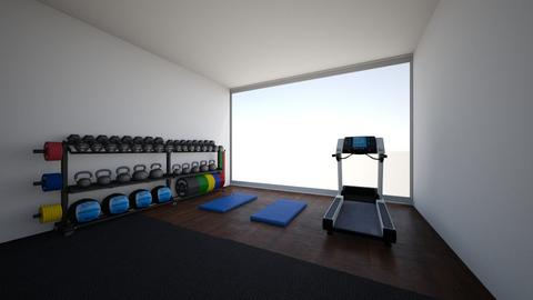 Gym - by DMALEISK