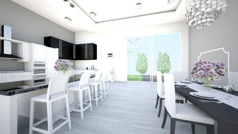 Modern Kitchen  - Modern - Kitchen - by Sarahjeanxo