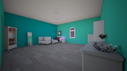 my real life bedroom - Bedroom - by roomdesigner1245