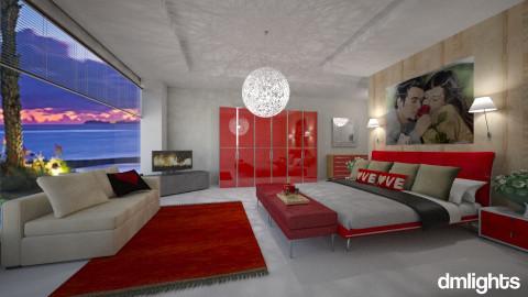 love - Bedroom - by Roberta Bela