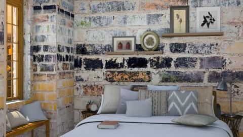 Rustic - Rustic - Bedroom - by Liu Kovac