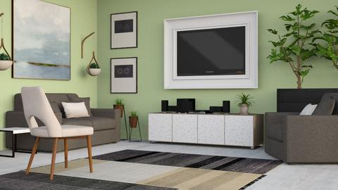 Terrazzo IP - Modern - Living room - by millerfam