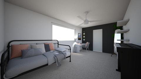 room 1 - by Sydneykate