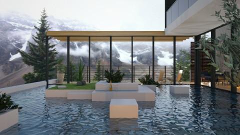 Infinity pool - by barnigondi