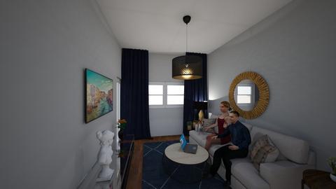 lroom - Modern - Living room - by cojocarugabriel