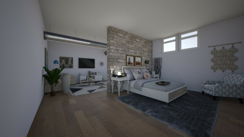 basement studio - by LaurenLakin