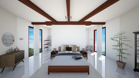 esagono - Bedroom - by akime