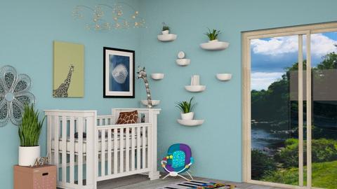 baby room - Kids room - by AnxhelaN