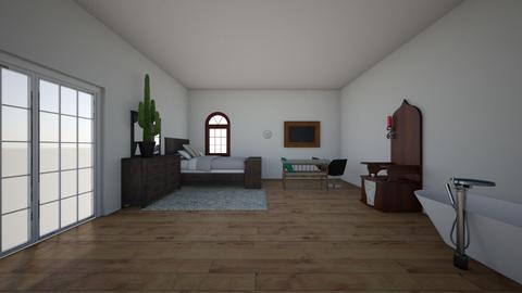 bedroom - Bedroom - by ewan147