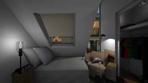 Casa211Bedroom - Eclectic - Bedroom - by nickynunes