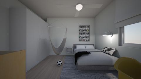 Ido Peek 40 - Kids room - by erlichroni
