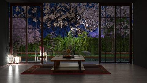 Serenity - Garden - by LSCo