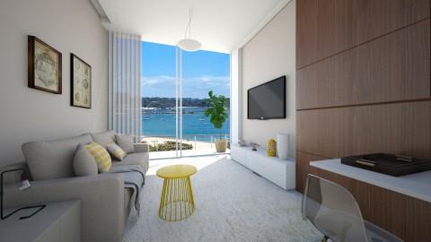 Beira Mar - Living room - by Valeska Stieg