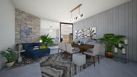 dining room - Dining room - by Hadar David hay