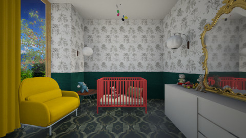Room for Rowan - Modern - Kids room - by 3rdfloor