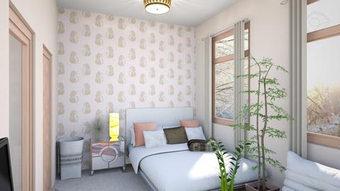 pink eclectic 9 - Bedroom - by abby_o
