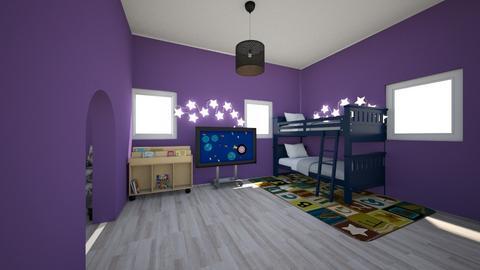 gbv - Kids room - by ham_n_lid